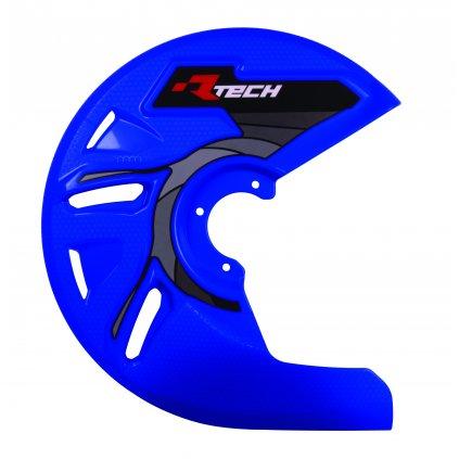 kryt předního kotouče, RTECH (modrý)
