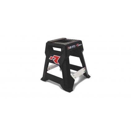 stojan MX R15 (technopolymer / hliník), RTECH (černá/černá)