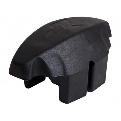 gumový chránič na bezhrazdová řídítka (pro průměr 28,6 mm), RTECH (černý)