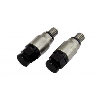 odvzdušňovací ventil do vidlic WP/MARZOCCHI M4, RTECH (pár, černá)