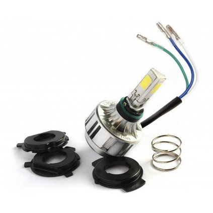 Enduro LED kit (pro žárovky H1, H2, H3, H4, H7, + KTM + Sherco), RTECH