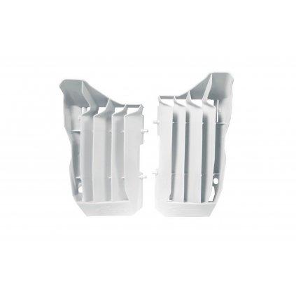 žaluzie chladiče Honda, RTECH (bílé, pár)
