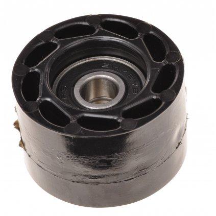 kladka řetězu Honda, RTECH (černá, vnitřní průměr 8 mm, vnější průměr 38 mm)