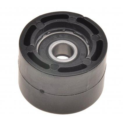 kladka řetězu Honda, RTECH (černá, vnitřní průměr 8 mm, vnější průměr 34 mm, šířka 23 mm)