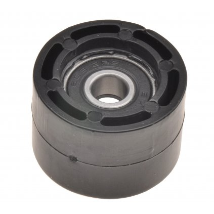 kladka řetězu Honda, RTECH (černá, vnitřní průměr 8 mm, vnější průměr 34 mm)