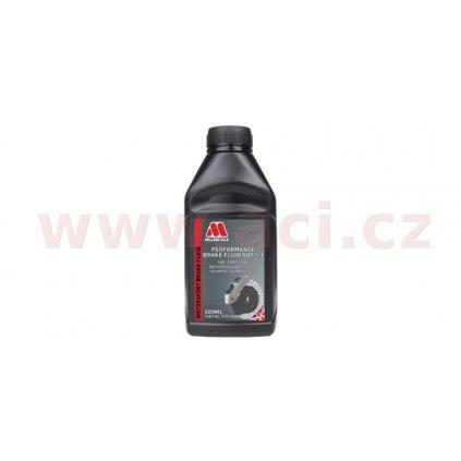 MILLERS OILS Performance Brake Fluid DOT 5.1 - brzdová kapalina 500 ml