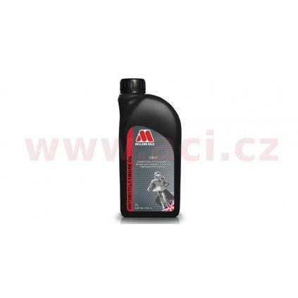 MILLERS OILS CB 40, ricínový olej pro 4T motory SAE 40, 1 l