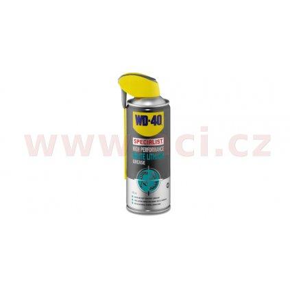 WD-40 Specialist - bílá lithiová vazelína 400 ml