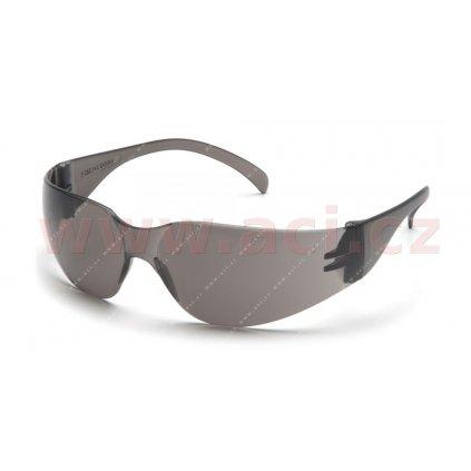 brýle INTRUDER šedé