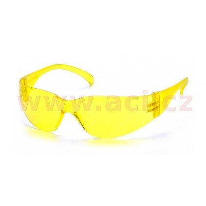 brýle INTRUDER žluté