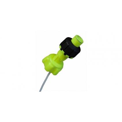 rychlotankovací hubice pro kanystr R15, RTECH (žlutý)