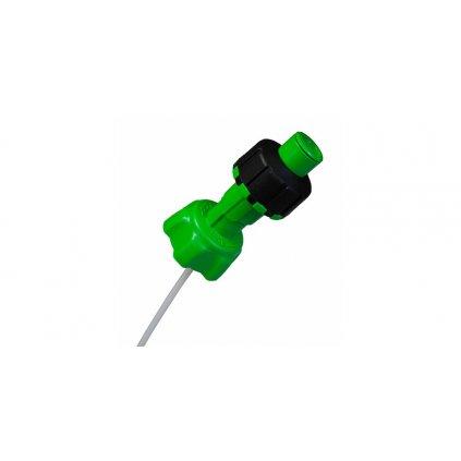 rychlotankovací hubice pro kanystr R15, RTECH (zelená)