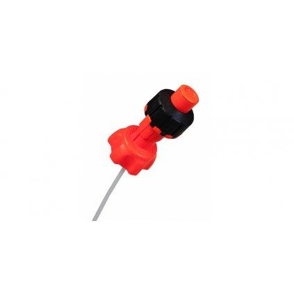 rychlotankovací hubice pro kanystr R15, RTECH (oranžová)
