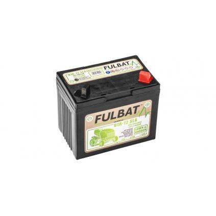 baterie 12V, U1R-12 SLA, 32Ah, pravá, bezúdržbová MF AGM, 195x125x176, FULBAT (aktivovaná ve výrobě)