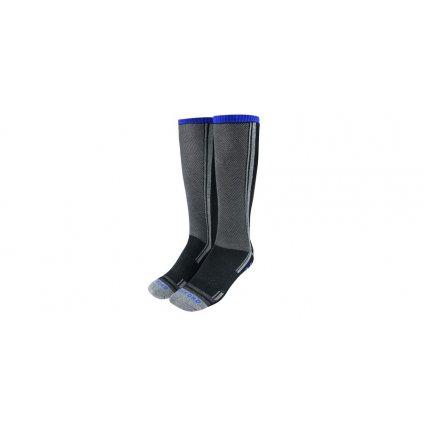 ponožky COOLMAX®, OXFORD (šedé/černé/modré)