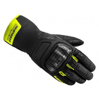 rukavice ALU PRO EVO, SPIDI (černá/žlutá)