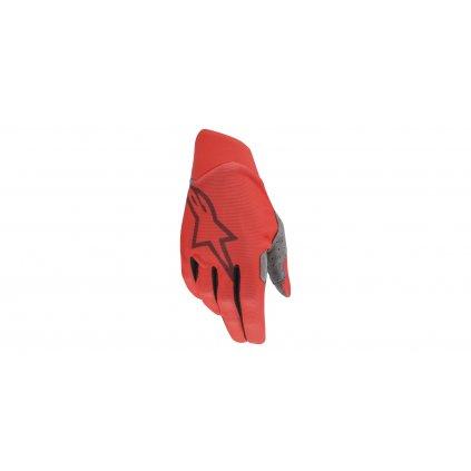 rukavice DUNE 2020, ALPINESTARS (světlá červená)
