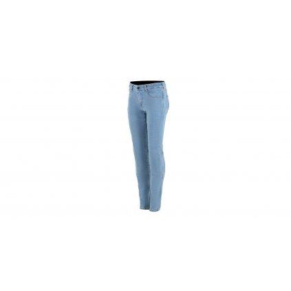 kalhoty DAISY 2 DENIM, ALPINESTARS, dámské (světlá modrá)