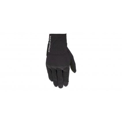 rukavice REEF, ALPINESTARS, dámské (černá reflexní)