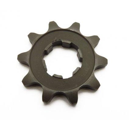 pitbike přední řetězové kolečko pro Minipit 65