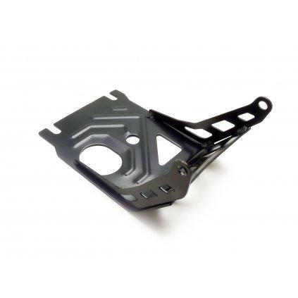pitbike spodní kryt motoru ocelový WPB RACE