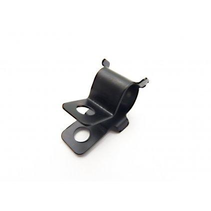 pitbike držák zadní brzdové hadice