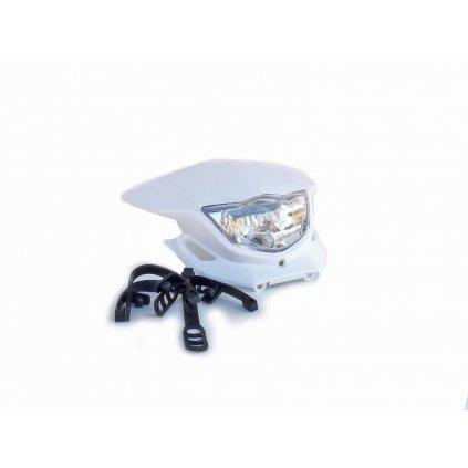 pitbike přední maska se světlem WPB RACE 190