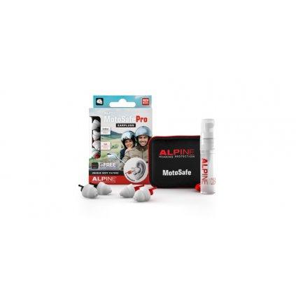 špunty do uší ALPINE MotoSafe - Pro