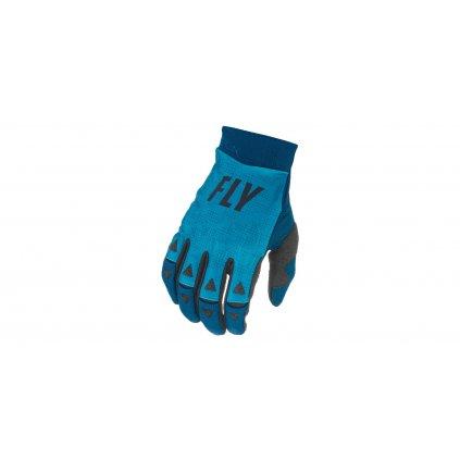 rukavice EVOLUTION 2021, FLY RACING (modrá/černá)
