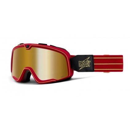 BARSTOW 100% - USA , brýle Cartier - True zlaté plexi