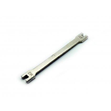 Centrovací klíč