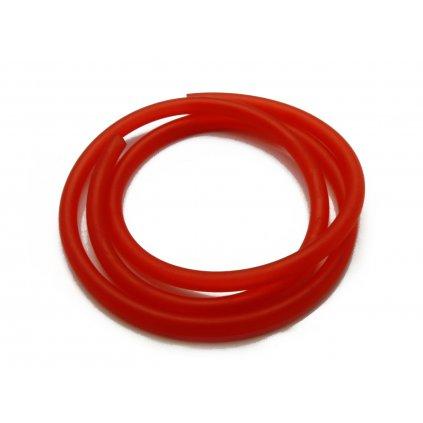 pitbike benzínová hadička červená