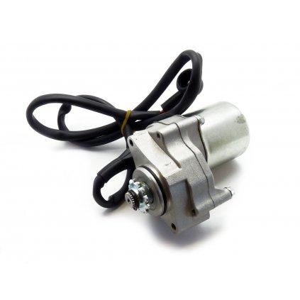 pitbike elektrický startér pro motor Zongshen 65cc, Stomp Minipit