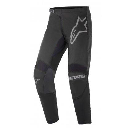 kalhoty FLUID GRAPHITE 2022, ALPINESTARS (černá/tmavě šedá)