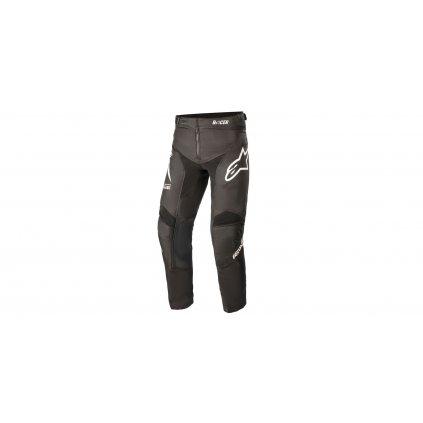 kalhoty RACER BRAAP 2021, ALPINESTARS, dětské (černá/bílá)