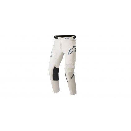 kalhoty RACER BRAAP 2021, ALPINESTARS, dětské (světle šedá/tmavě modrá)
