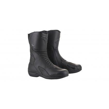 boty CARACAL GORE-TEX, ALPINESTARS (černá)