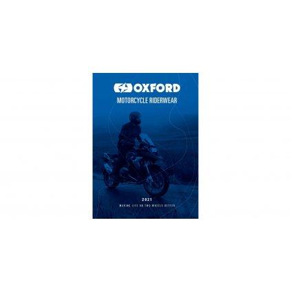 katalog moto oblečení 2021, OXFORD