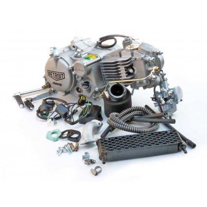 pitbike motor Stomp Detroit 170 s příslušenstvím