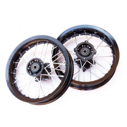 pitbike motárdová kola 12 palců - Stomp, DemonX, WPB