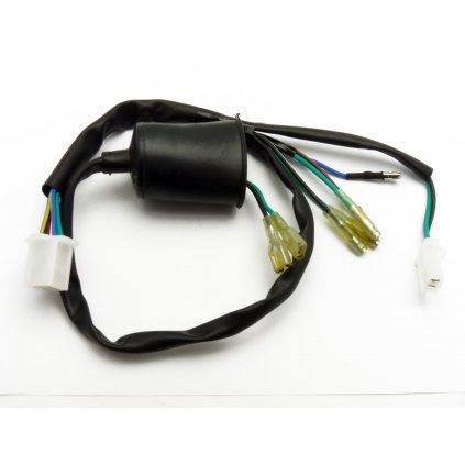 pitbike hlavní kabeláž pro motory Yx (KLX110), GN, Lifan - Stomp, DemonX, WPB