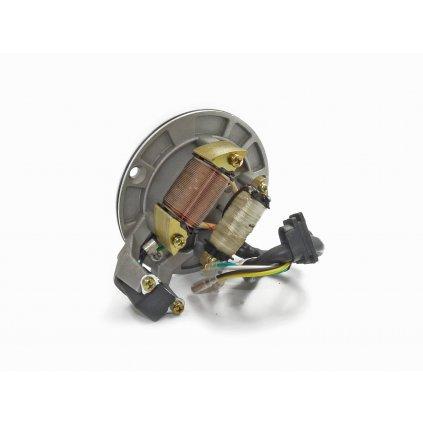 pitbike zapalování - stator pro motory Yx (KLX110) dvoucívkové