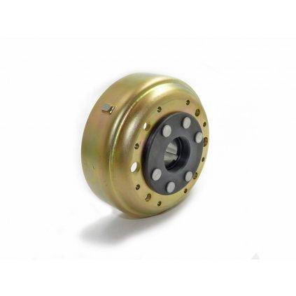 pitbike magneto - rotor pro jednocívkový a šesticívkový stator