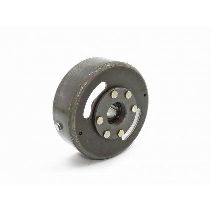 pitbike magneto - rotor pro dvoucívkový a šeticívkový stator