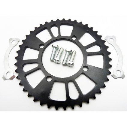 pitbike rozeta na řetěz 420/39 zubů - Stomp, DemonX, WPB