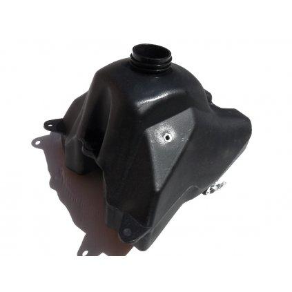 pitbike palivová nádrž CRF50 s palivovým ventilem Stomp, DemonX