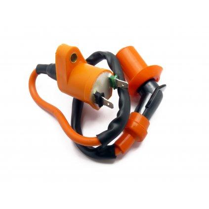pitbike zapalovací cívka s fajfkou speciál - Stomp, DemonX, WPB