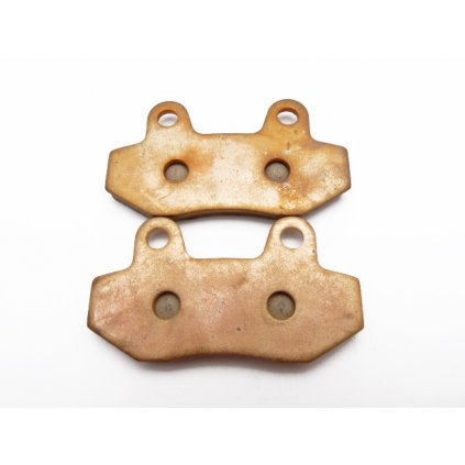 pitbike brzdové destičky speciál typ 01 Stomp, DemonX, WPB