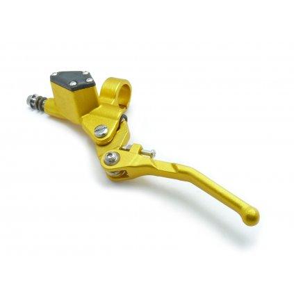 pitbike pumpa hydraulické spojky s páčkou