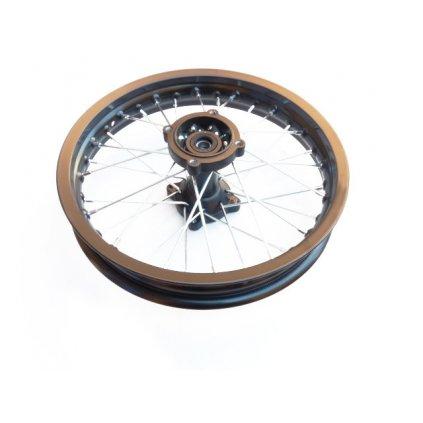 pitbike ALLOY zadní kolo 14 palců Stomp, DemonX, WPB